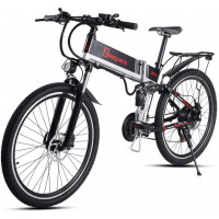 Shengmilo M80 Electric Folding Mountain Bike