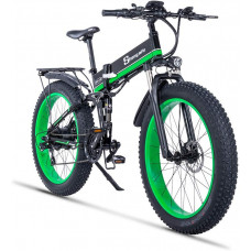 shengmilo MX01  Electric mountain bike Grün(battery include)