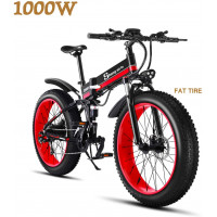 Shengmilo MX01 1000W Fat Electric Mountain Bike