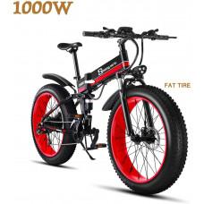 Shengmilo MX01 1000W Fat Electric Mountain Bike