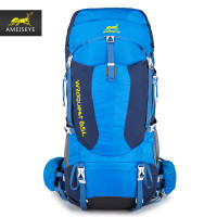 AMEISEYE Backpack MY6501,65L large-capacity,water repellant,tear resistant nylon abric,suspension type closed system
