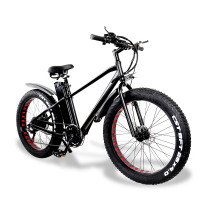 ride66 ks26 26 inch  electric bicycle super capacity security guarantees smart taillights